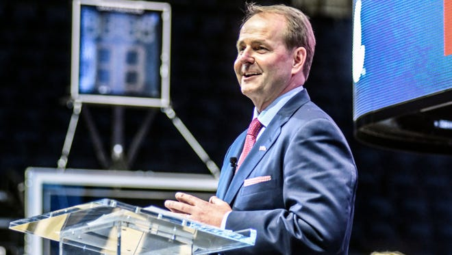 Kermit Davis picked up his first two commitments as Ole Miss' coach this past week.