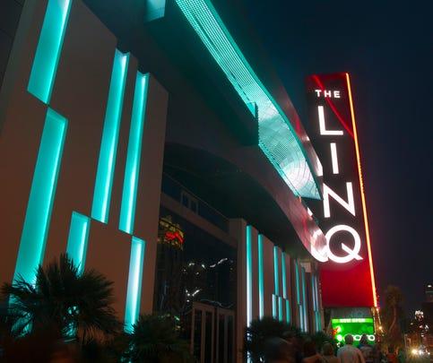 High Roller offers spectacular views of Las Vegas