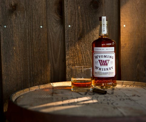 Wyoming breweries and distilleries near ski towns