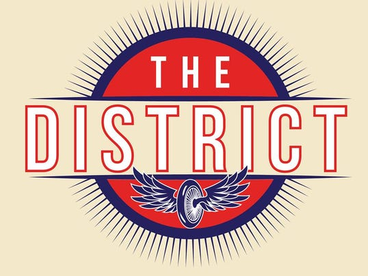 The District All American Burger Bar