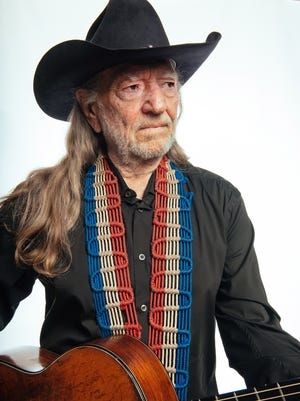 Willie Nelson closes the Main Stage on Saturday at 10 p.m.