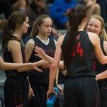 Region girls basketball schedule