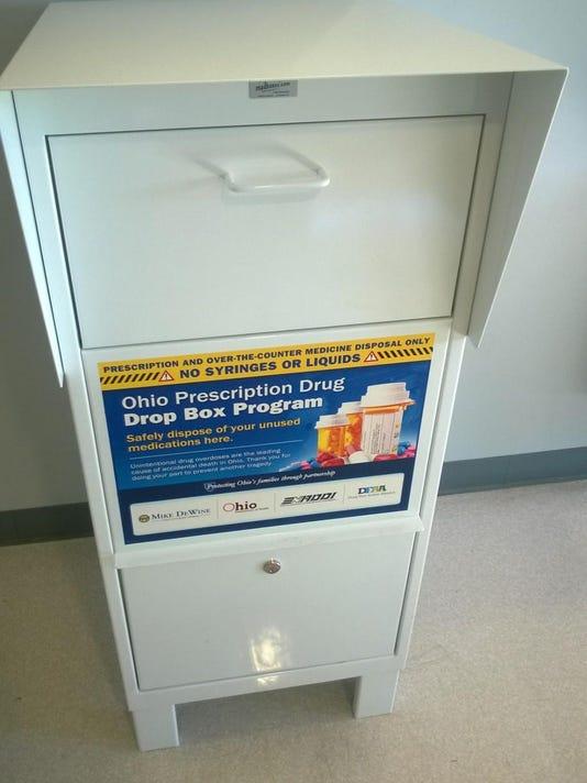 prescription drug box