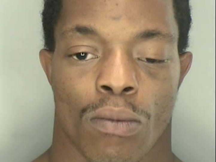 Antoine Carlespie, a 27-year-old Detroit man, was arrested