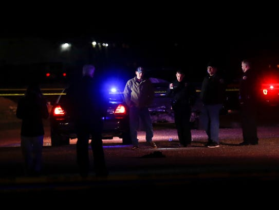 New Mexico State Police are expected to take over the investigation of a fatal officer-involved shooting that took place tonight in southeast Farmington.