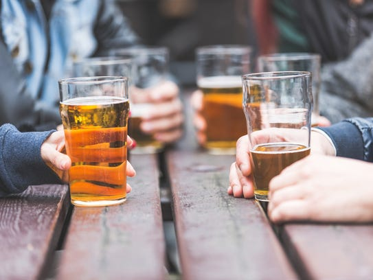 What might start out as casual drinking can turn into alcohol use disorder for some.
