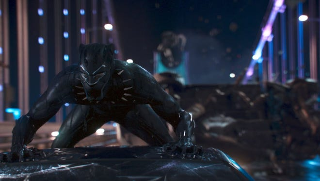 """""""Black Panther"""" starts an envious line-up of Disney movies in 2018."""
