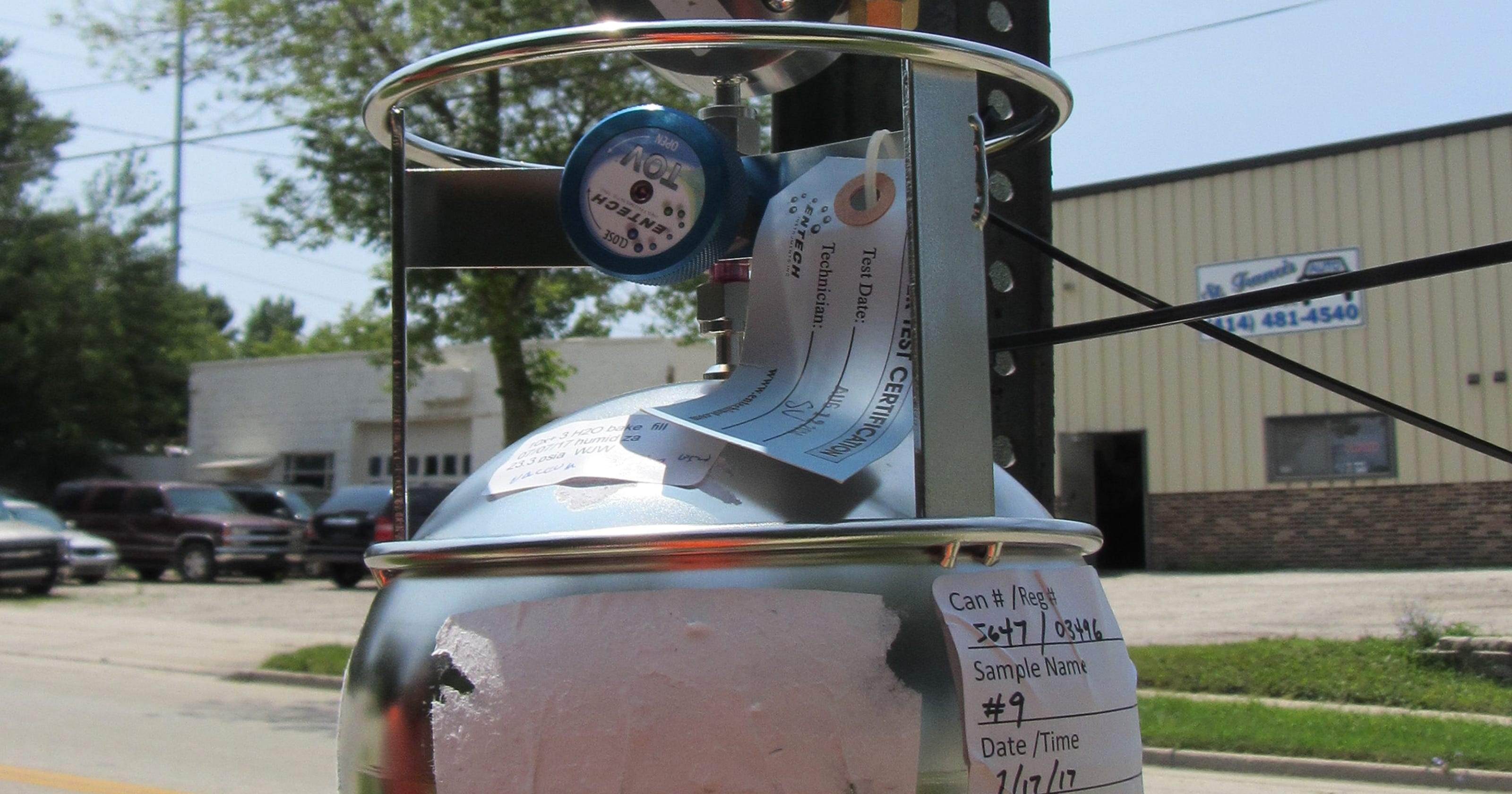 EPA finds Wisconsin barrel plants violating environmental laws