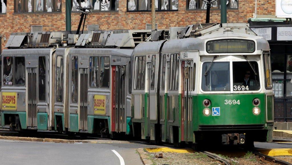 Train operator on leave after more than 2 dozen people injuredin Boston train collision, authorities say