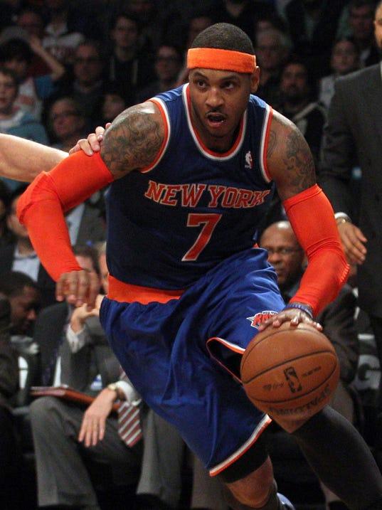 2013-12-05 Carmelo Anthony
