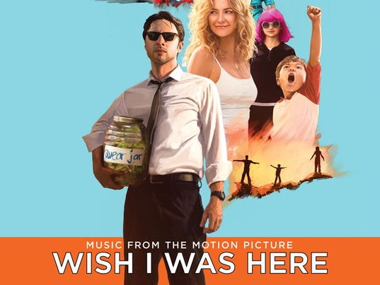 'Wish I Was Here' soundtrack cover