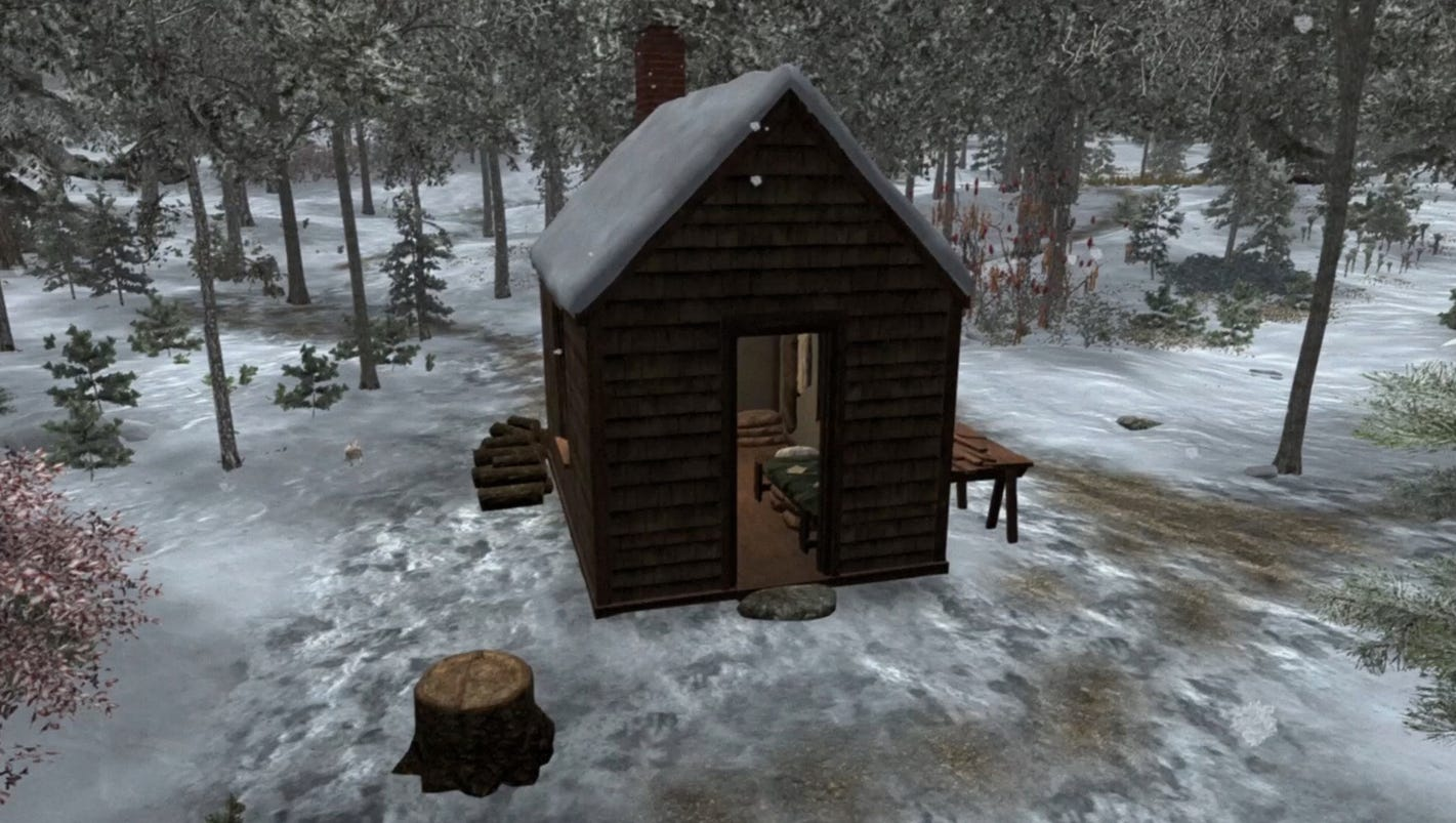 First-person 'Walden' game plumbs Thoreau's deliberate living