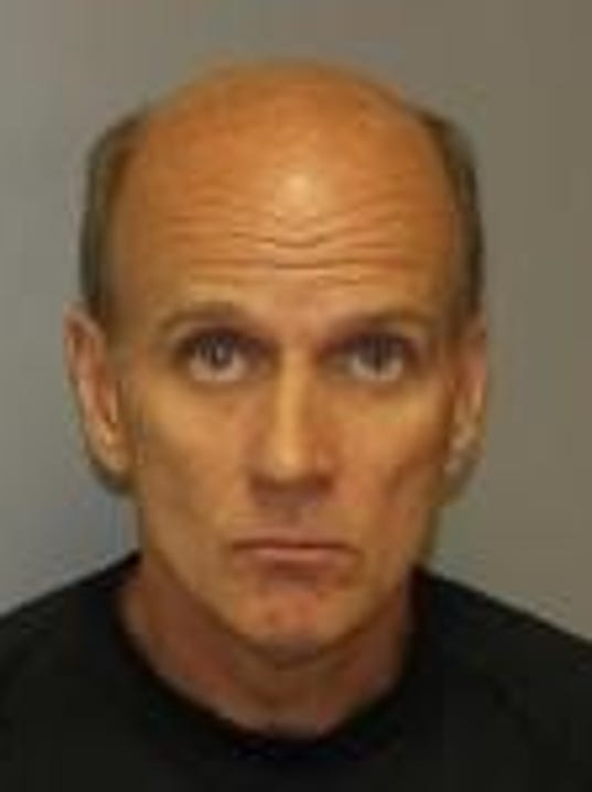 cal harris charged with stalking police investigator