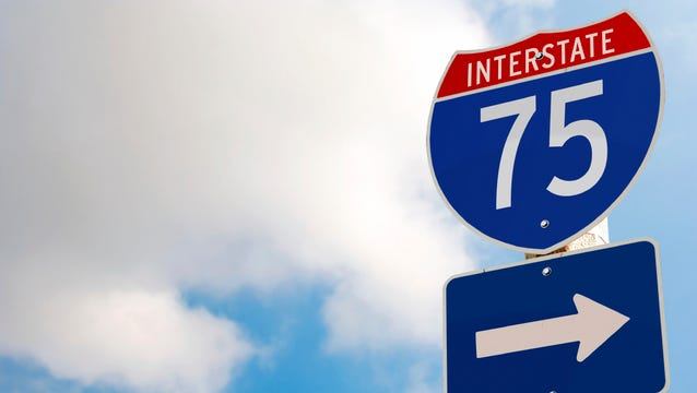 Interstate 75 news.