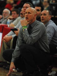 Phil Loy coached in the 2014 News Journal Classic after