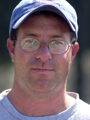 Dave Clutts, St. Clair boys tennis coach.
