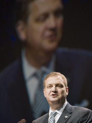 The Courier-Journal R. Albert Mohler Jr. heads the Southern Baptist Theological Seminary.