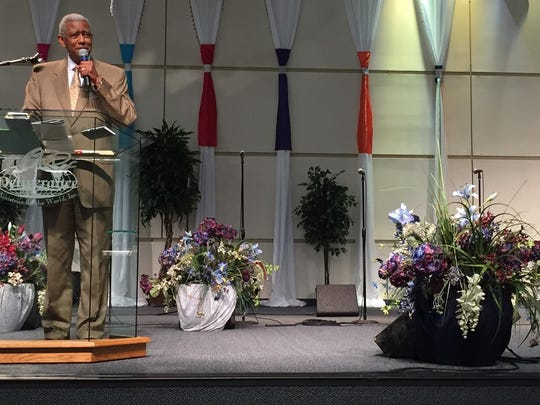 The Rev. Otis Moss Jr., one of the country's best-known preachers, gives the keynote address Friday morning at the Midwest Black Family Reunion's Heritage Breakfast.