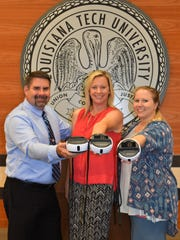 The training team from Kansas State University comprised of Dr. David Allen, Mrs. Jill Wood, and Dr. Erica Sponberg.