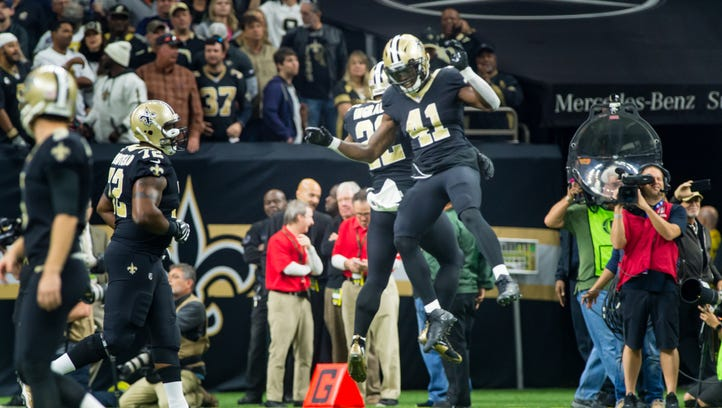 Saints fans, do you need another reason to love Alvin Kamara?