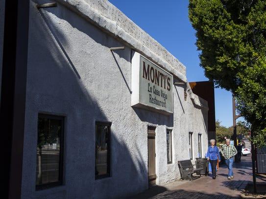 Monti's La Casa Vieja, once Tempe's oldest restaurant,