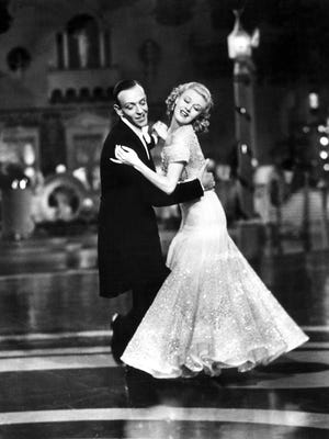 """The Wednesday Evening Film Series kicks of its fall sessions with """"Top Hat,"""" starring Fred Astaire and Ginger Rogers, on Sept. 16."""