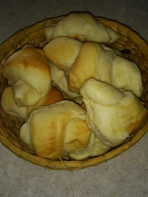 Butterhorns make delicious homemade rolls for an everyday meal or special family gathering.