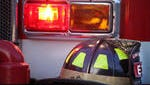 One person is dead after a fiery crash in Fairifeld Monday night, police said.