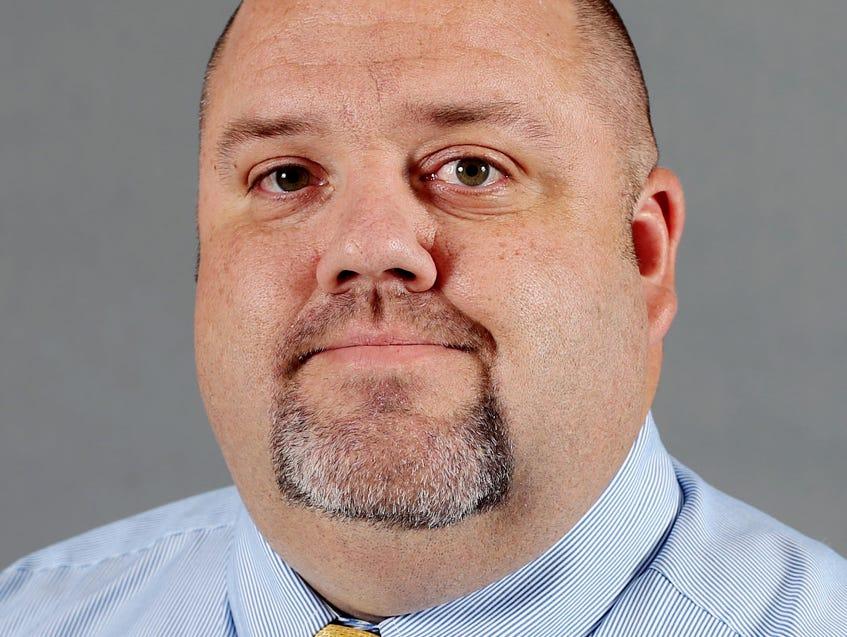 Tennessean high school sports coordinator Tom Kreager