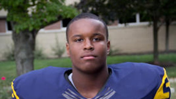 Moeller DT Elijah Taylor will visit Notre Dame Saturday and Ohio State on Monday.