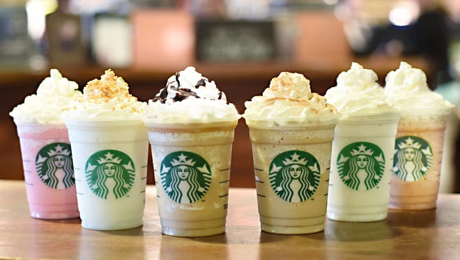 Starbucks is known for their secret drink offerings.