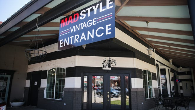 Madstyle Vintage, 113 E. Concho Ave., is celebrating its five year anniversary this month.