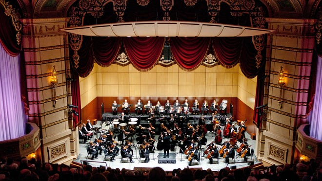 Tickets to the Orchestra Iowa are $24 and can be purchased at the Coralville Center for the Performing Arts.