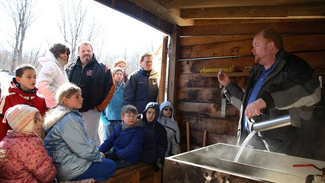 Maple Sugar Tours will be led by Environmental Educators at the Hudson Highlands Nature Museum in Cornwall.