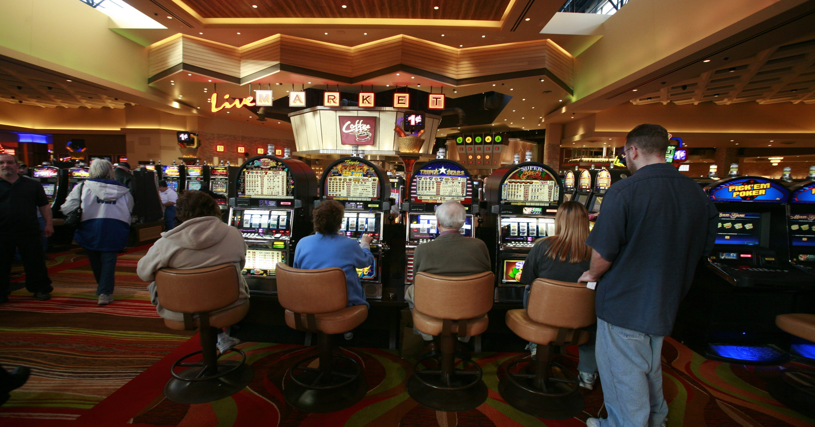 casinos in western indiana