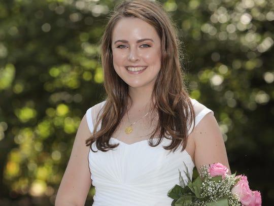 Gillian Lawlor, of Green Brook, was among the graduates