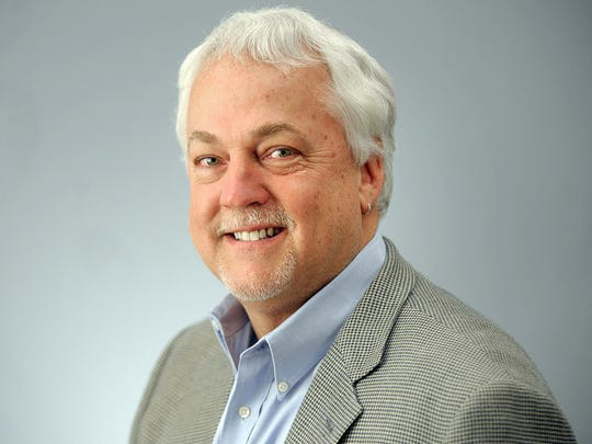Rob Hiaasen, Capital Gazette Deputy Editor.