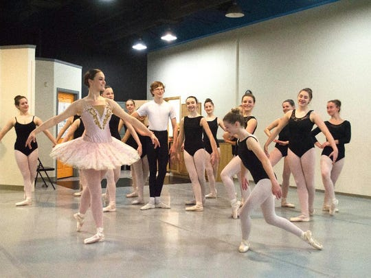 "The Wichita Falls Ballet Theatre will perform ""The"