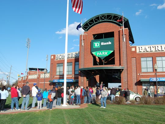 The Somerset Patriots host a variety of different events at TD Bank Ballpark in Bridgewater, including a recent Chamber Night.