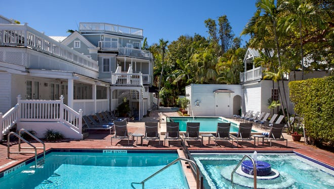 NYAH Key West offers multiple pools, a hot tub and a jacuzzi.