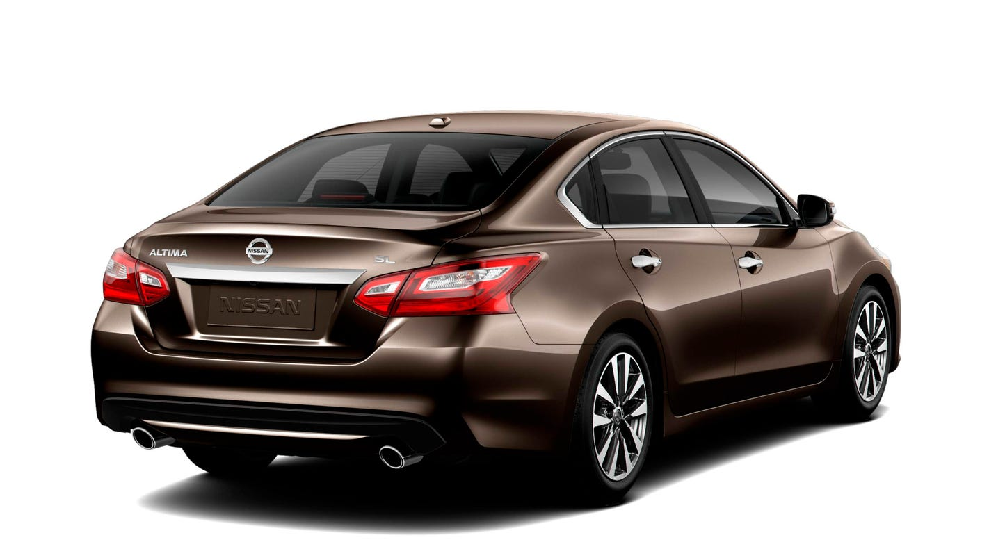 car review 2016 nissan altima sv. Black Bedroom Furniture Sets. Home Design Ideas