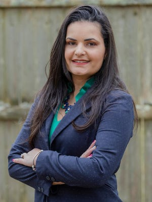 Nominated by Rep. Will Crocker, Natalie Frois of Hyannis has earned a Latinx Trailblazer Award from the Massachusetts Black and Latino Legislative Caucus for her achievements as a tri-lingual interpreter.
