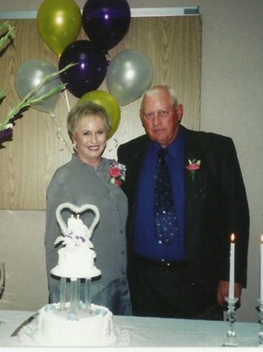 Anniversaries: Charles Sanders & Hazel Sanders
