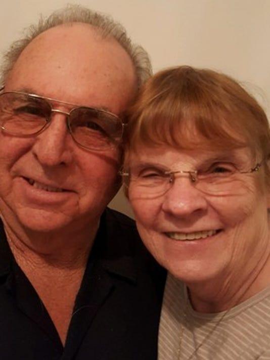 Anniversaries: Lillian Harmon & Walter Harmon