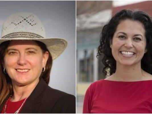 Two Women Seek Seat In Us Congress Now Held By Steve Pearce