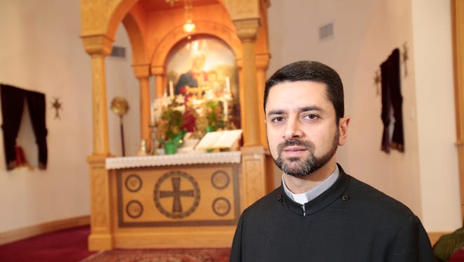 "The Rev. Mesrob Hovsepyan of St. Gregory the Enlightener Armenian Church in White Plains, a major center of the Armenian-American community, compared what happened a century ago to ""an open wound that never closed."""