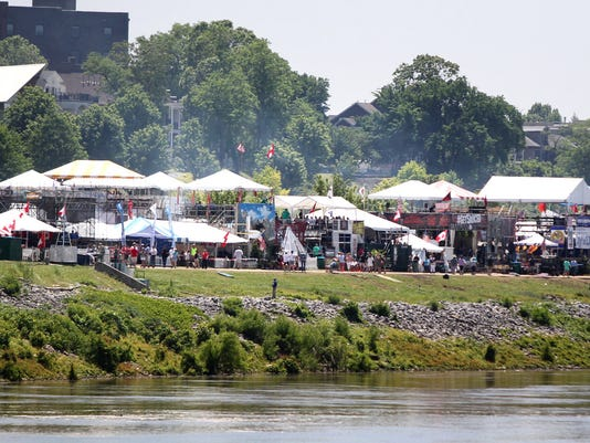 Jennifer Biggs Barbecue Festival Brings Out The Best In Memphis