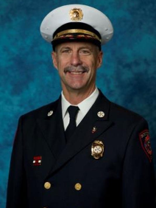 Fire Chief Keith Rowley WEB