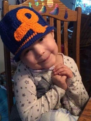 Six year old Brinley Boyd was diagnosed with Acute Lymphocytic Leukemia two years ago.