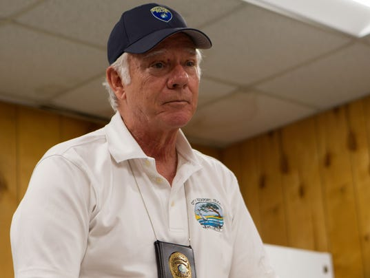 Rockport Mayor. C.J. Wax said 35 percent of city was destroyed and will never be rebuilt.